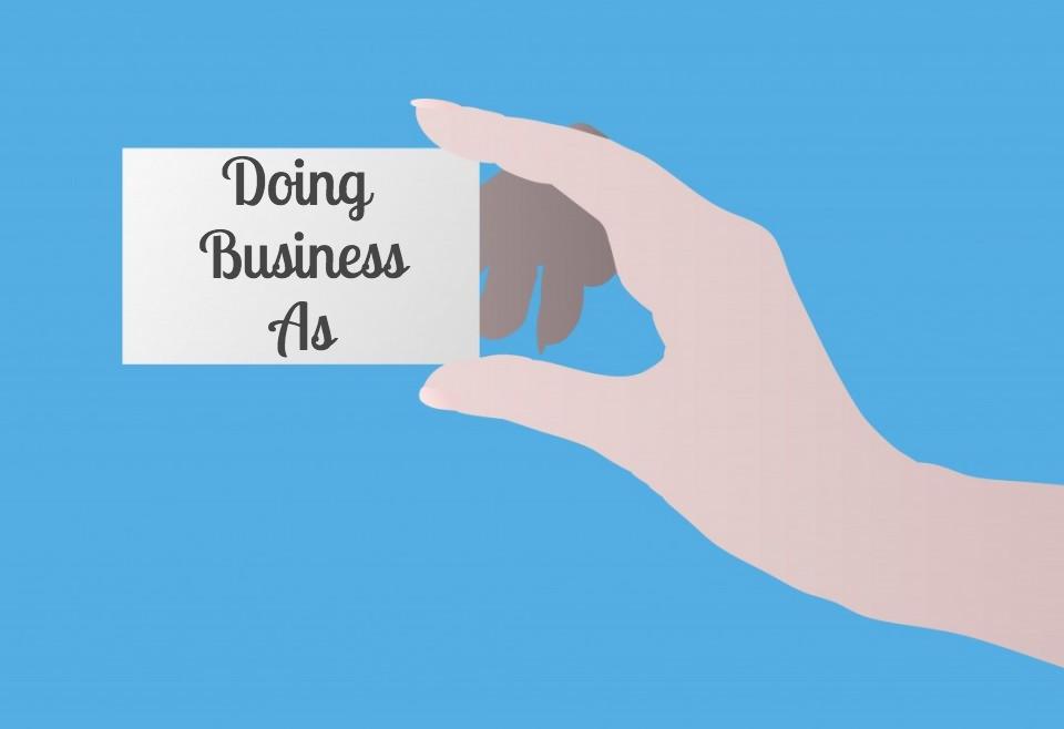 常見問題解答華浸英文DBA(Doing Business As 運作名稱)